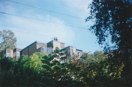 Radhusen vid Lidingöbron