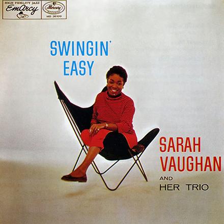 sarah vaughan swingin easy