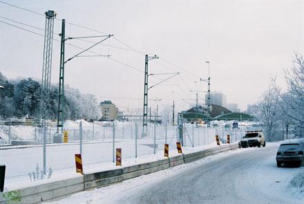 Storängsbotten i frost